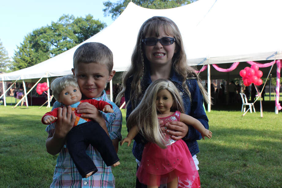 Were you Seen at American Girl Night at the New York City Ballet at SPAC on Wednesday, July 15, 2015? The event is sponsored by American Girl Place and Price Chopper. Photo: Eric Millington