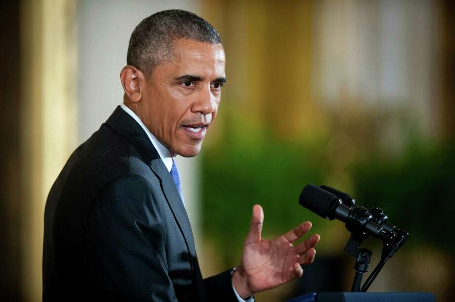 "President Barack Obama says he expects a ""robust debate"" about the nuclear agreement. Photo: Pete Marovich /Bloomberg / © 2015 Bloomberg Finance LP"
