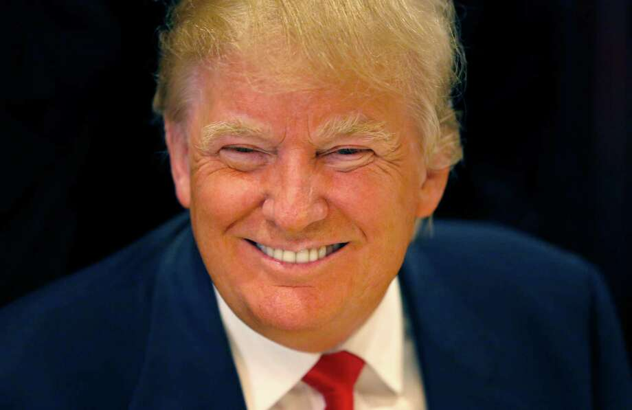 Republican presidential candidate Donald Trump is the richest man to run for the presidency. Photo: Charles Rex Arbogast /Associated Press / AP