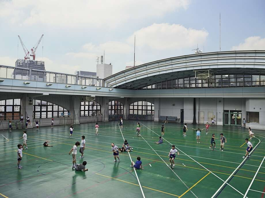 Shohei Elementary School, Tokyo Photo: James Mollison
