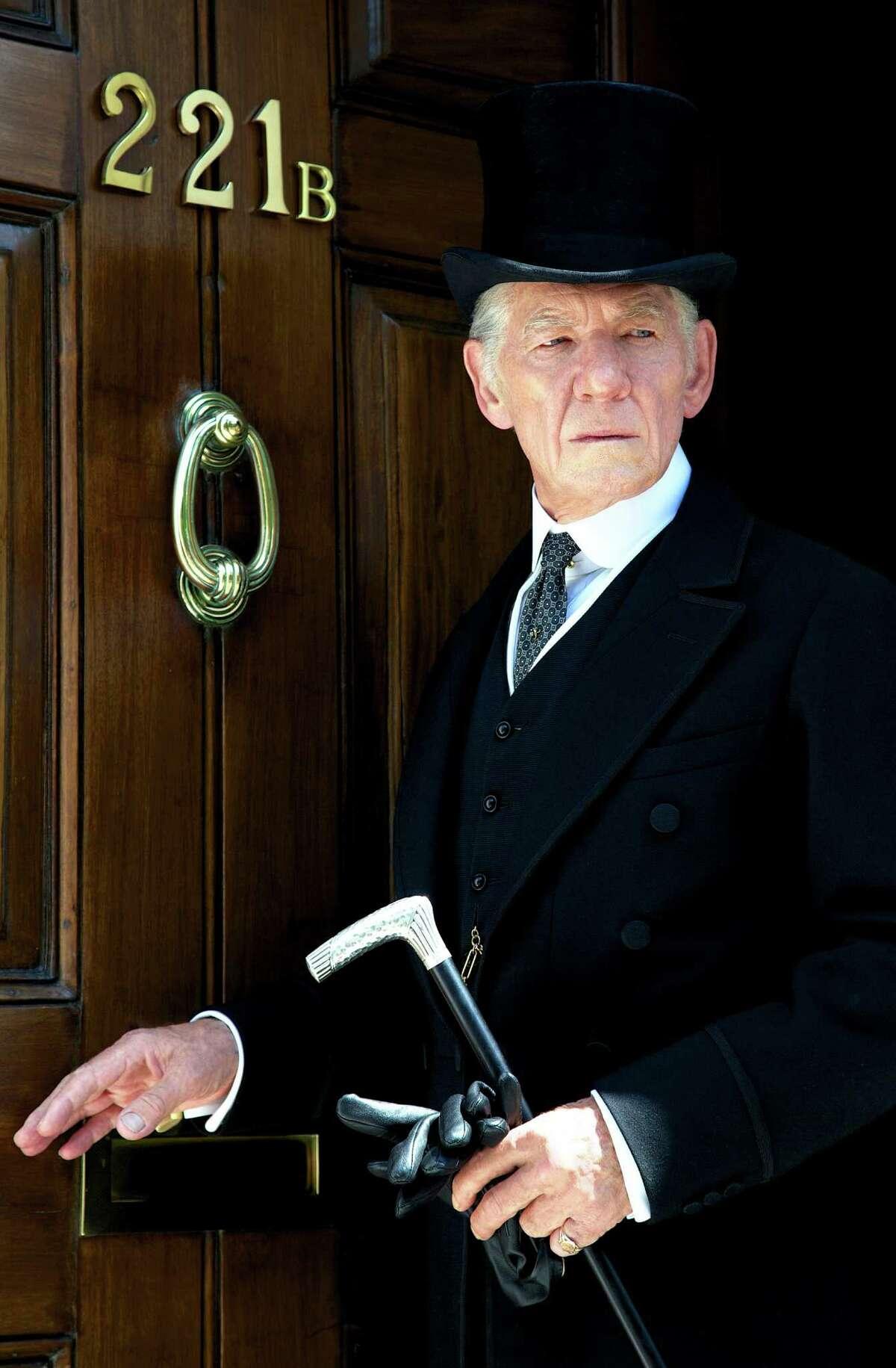 "Sir Ian McKellen in ""Mr. Holmes."" (Roadside Attractions)"