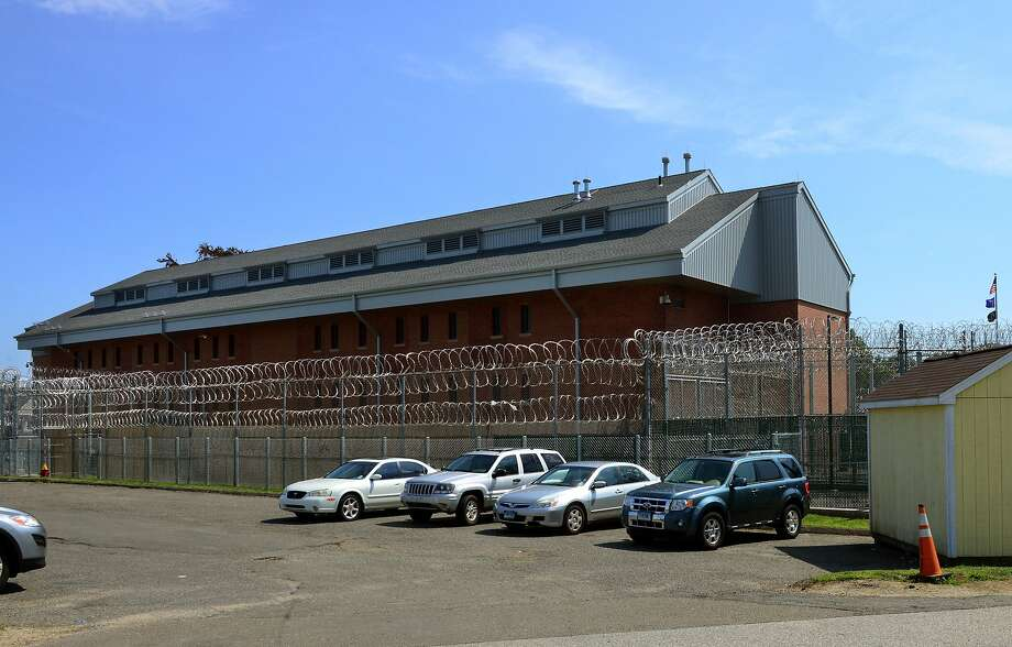 A view of one of the buildings at the Bridgeport Correctional Center located on North Avenue in Bridgeport, Conn., on Friday July 10, 2015.  Photo: Christian Abraham, Hearst Connecticut Media