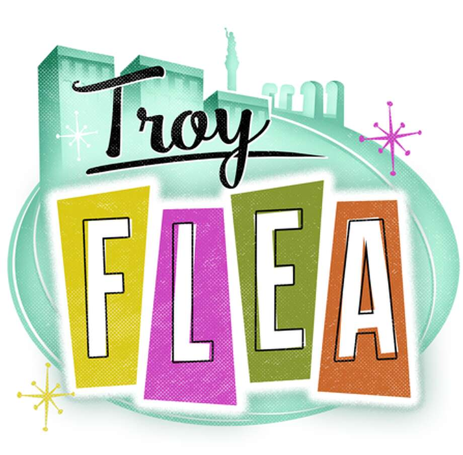 The new Troy Flea Market debuts this Sunday. Learn more about it in this Times Union blog post. Photo: Facebook.com/troyflea