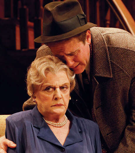 "Angela Lansbury and Boyd Gaines in ""Great Performances: Driving Miss Daisy."""