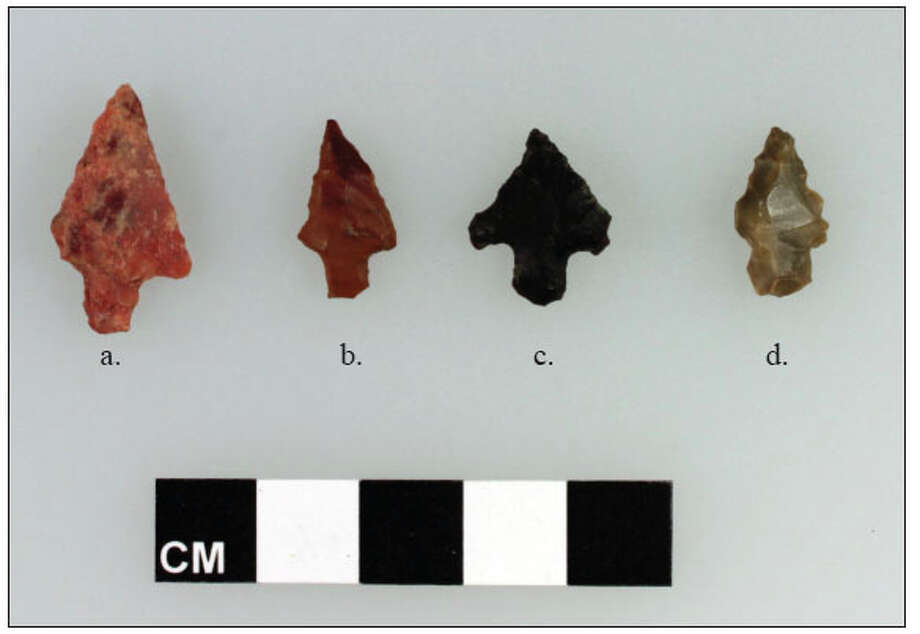 """When a TxDOT project stumbled upon a likely archaeological site, they called in expert researchers. Now they've identified a 15th century Caddo village, and the artifacts are coming up. The artifacts pictures are not from that site.   """"The investigation, which includes recovery and processing of artifacts, found on the US 175 Expansion project route is ongoing and therefore we cannot provide pictures of the items,"""" said Kathi White, spokeswoman for TxDOT in Tyler. """"The types of items discovered along US 175 are the same types as those in the attached pictures which were found at recent archaeological sites in Frankston and Camp County."""" Photo: TxDOT"""