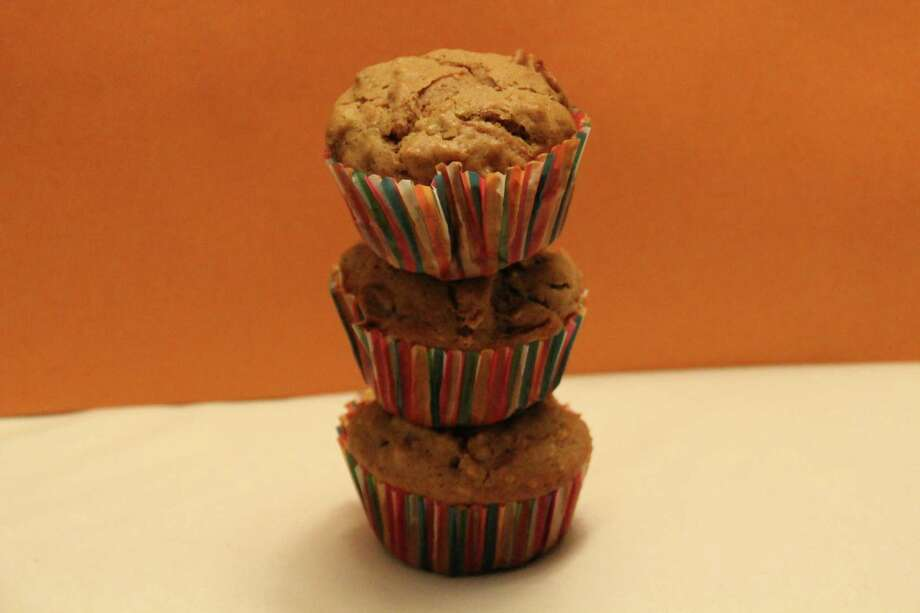 Carrot Bran Muffins for Recipe Swap. Photo: Julie Cohen / San Antonio Express-News