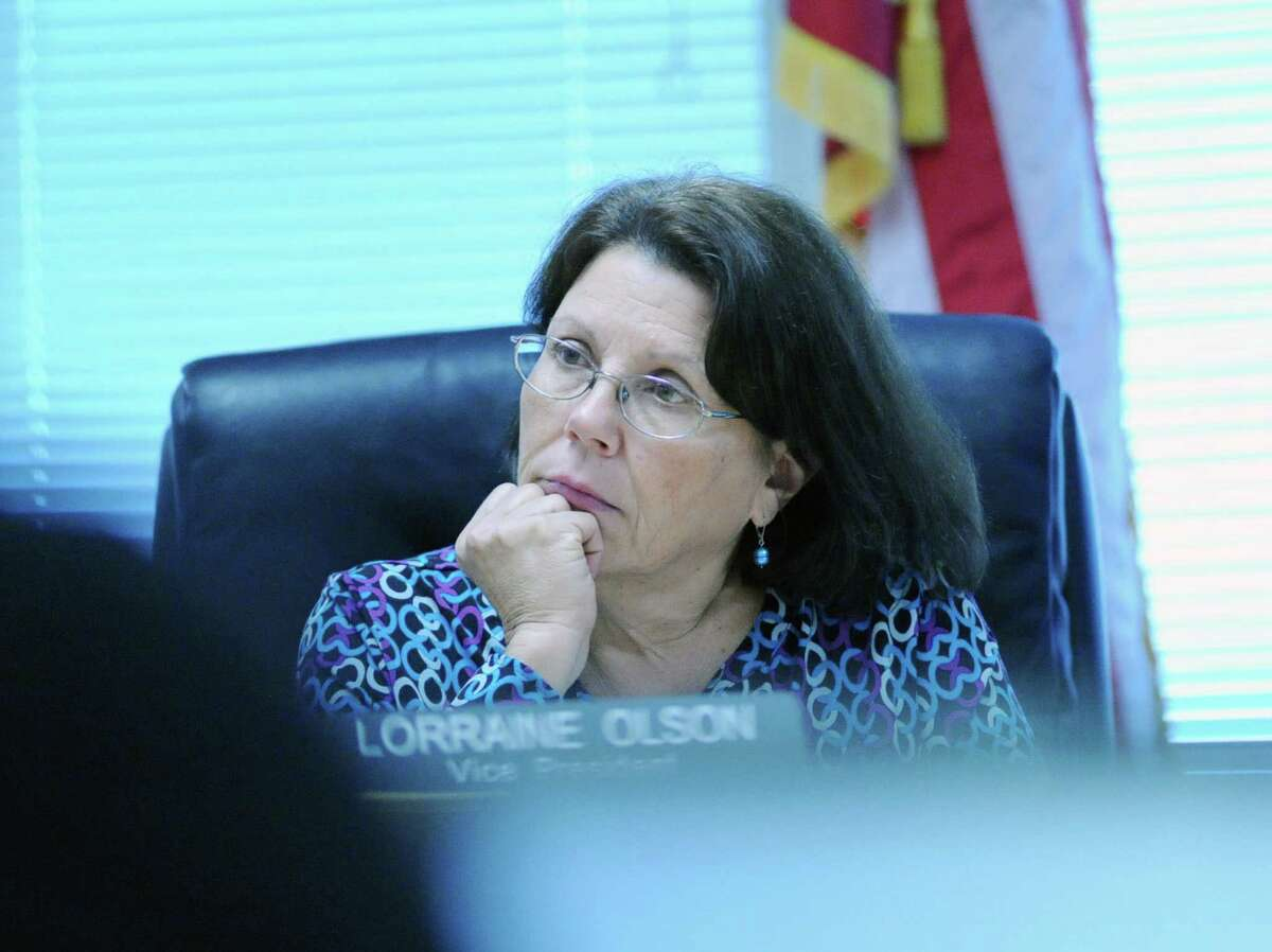 Board of Education Vice President Lorraine Olson said she will not seek re-election this fall.