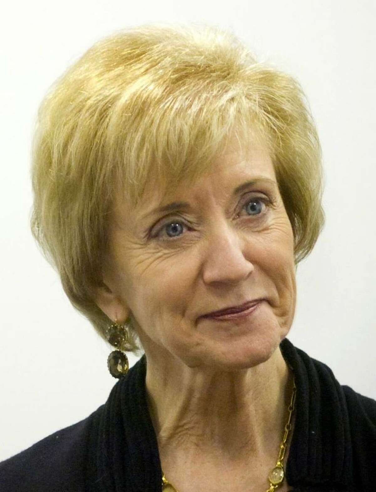 Linda McMahon, former CEO of World Wrestling Entertainment and current Republican candidate for U.S. Senate.