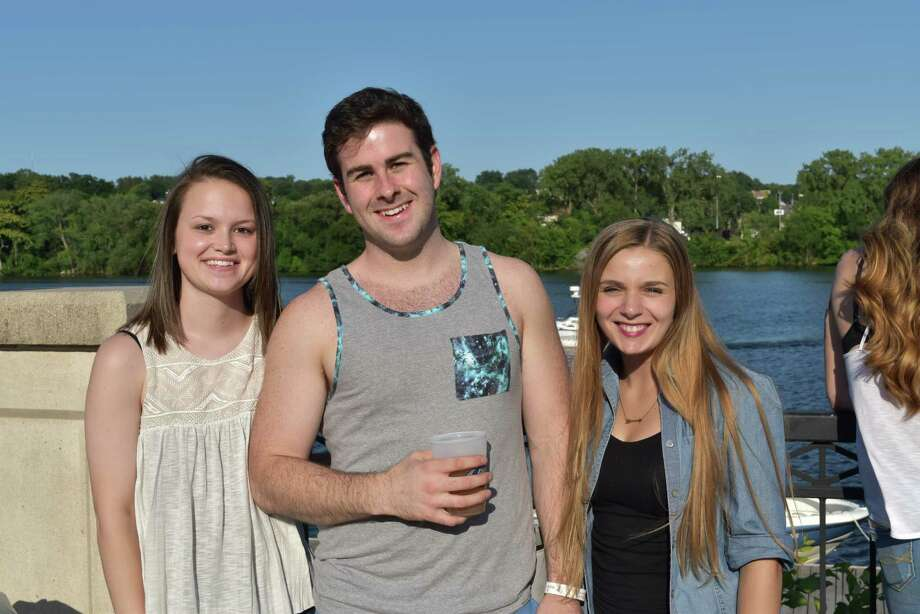 Were you Seen at the Alive at Five concert with dance band Rival Galaxies at Jennings Landing in Albany on Thursday, July 16, 2015? Photo: Madeline St. Amour