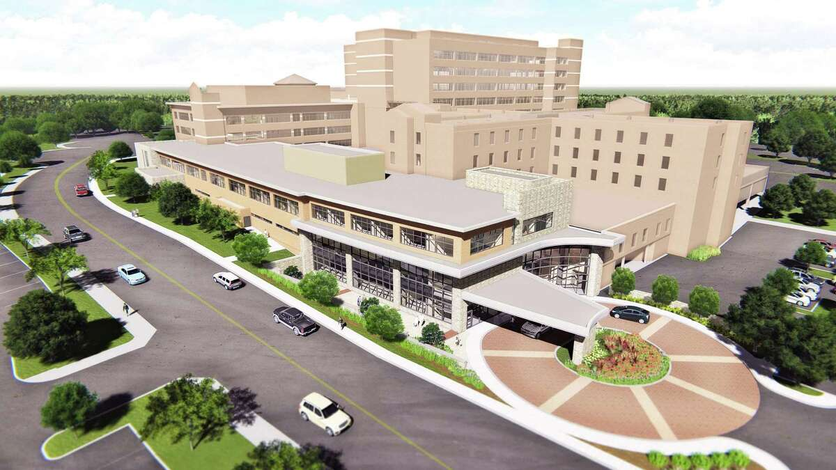 North Central Baptist Hospital is adding a $50 million orthopedic facility. The building will be three stories tall and will have a new hospital entrance off Madison Oak Drive.
