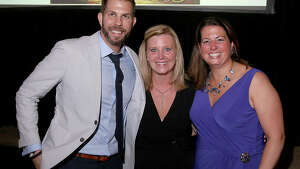 """Were you Seen at """"A Night in Tuscany,"""" honoring Brian Cody and Chrissy Cavotta of Fly 92.3's Morning Rush? The benefit for the American Cancer Society HopeClub was held at the Canfield Casino in Saratoga Springs on Thursday, July 16, 2015."""