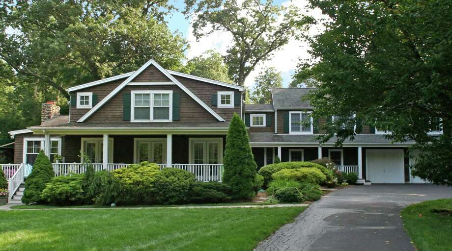 The property at 15 Maplegrove Ave. is on the market for $1,895,000. Photo: Contributed Photo / Westport News