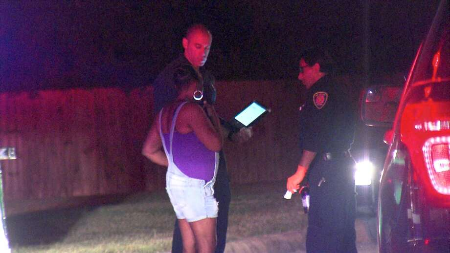 A woman was injured Thursday night after being shot in her car on the Northeast Side. Photo: 21 Pro Video
