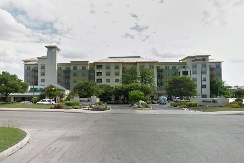 19.Hilton San Antonio Hill Country Hotel & Spa - 9800 Westover Hills Blvd.Gross room rentals: $796,875