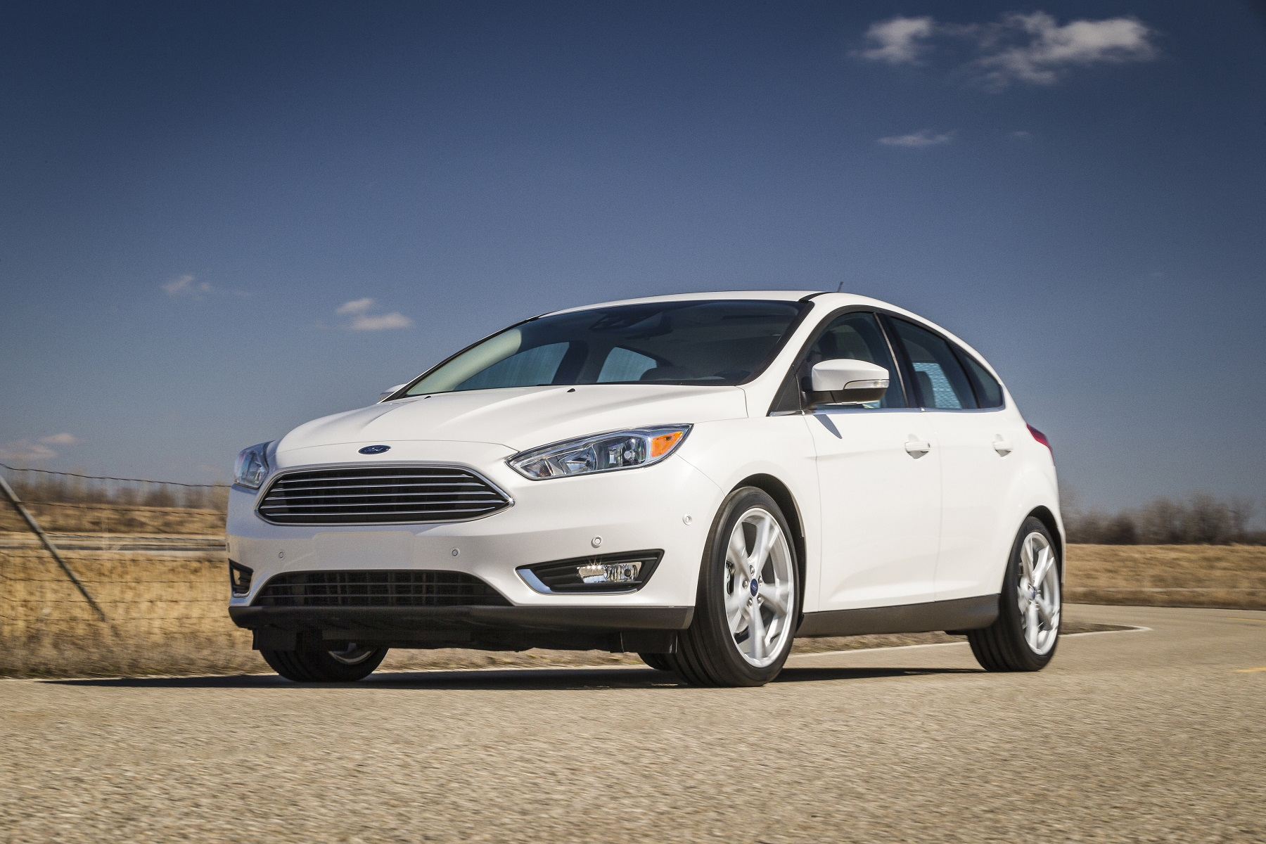 Ford Focus: Uncommon compact car