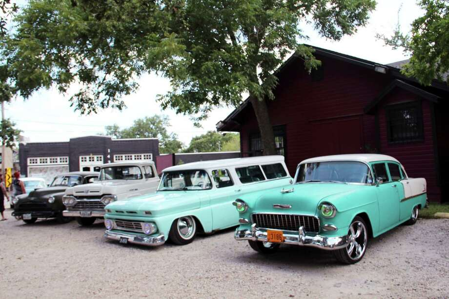 Classic cars take their place at Psychobilly Swap Meet - Houston ...