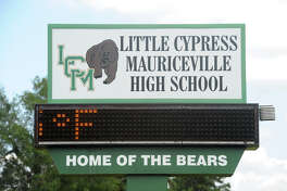 Little Cypress-Mauriceville High School   Photo taken Thursday, July 16, 2015  Guiseppe Barranco/The Enterprise