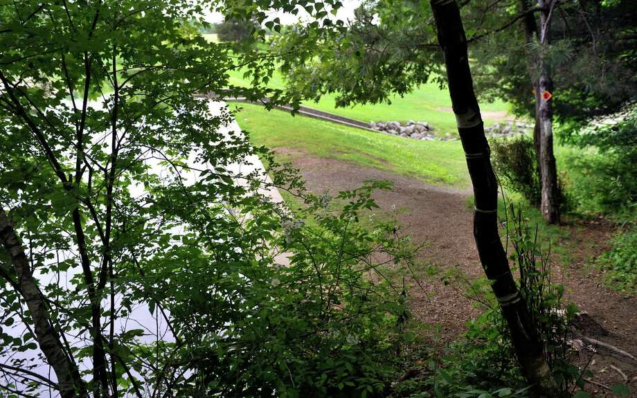 The Ives Trail as it runs through Tarrywile Park in Danbury, Conn., Wednesday, June 11, 2014. Photo: Carol Kaliff / Carol Kaliff / The News-Times