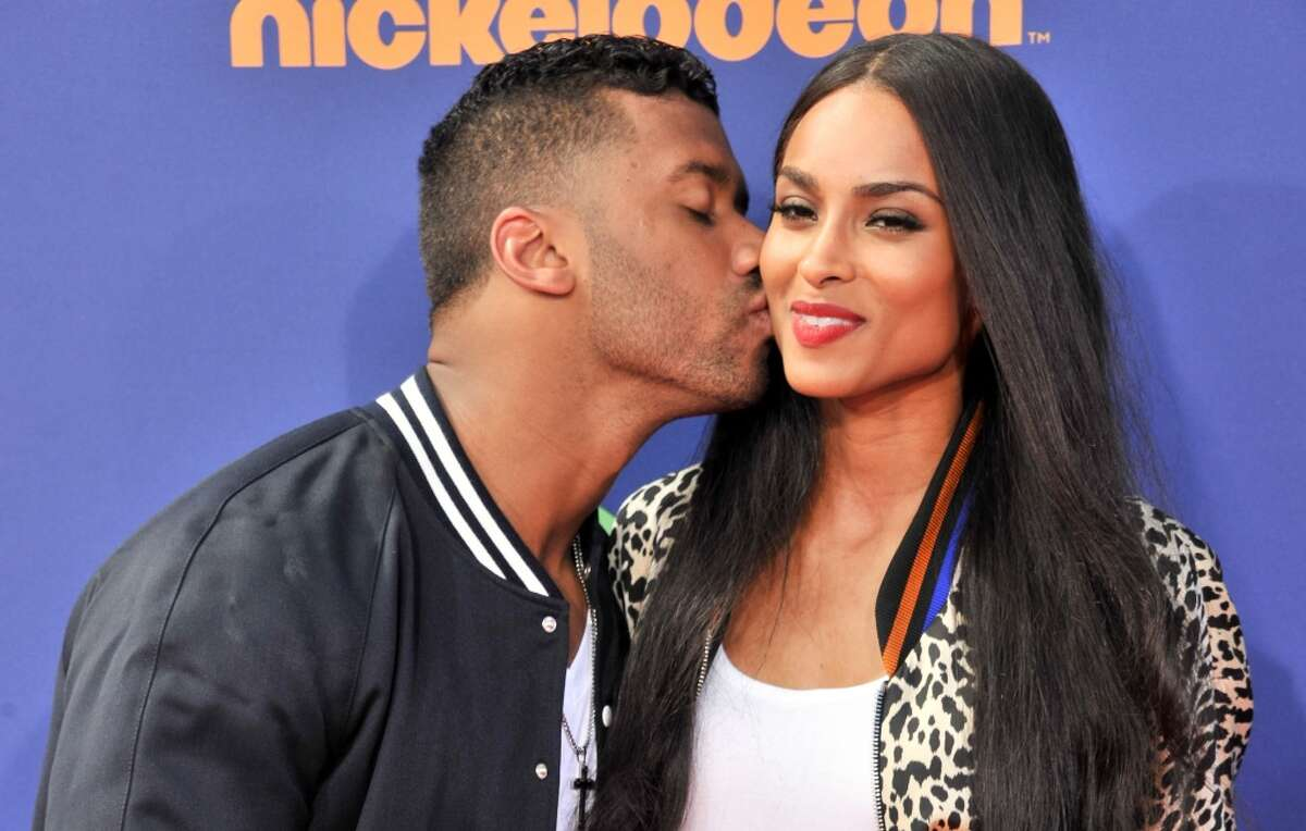 Seahawks QB Russell Wilson reveals wife Ciara is pregnant