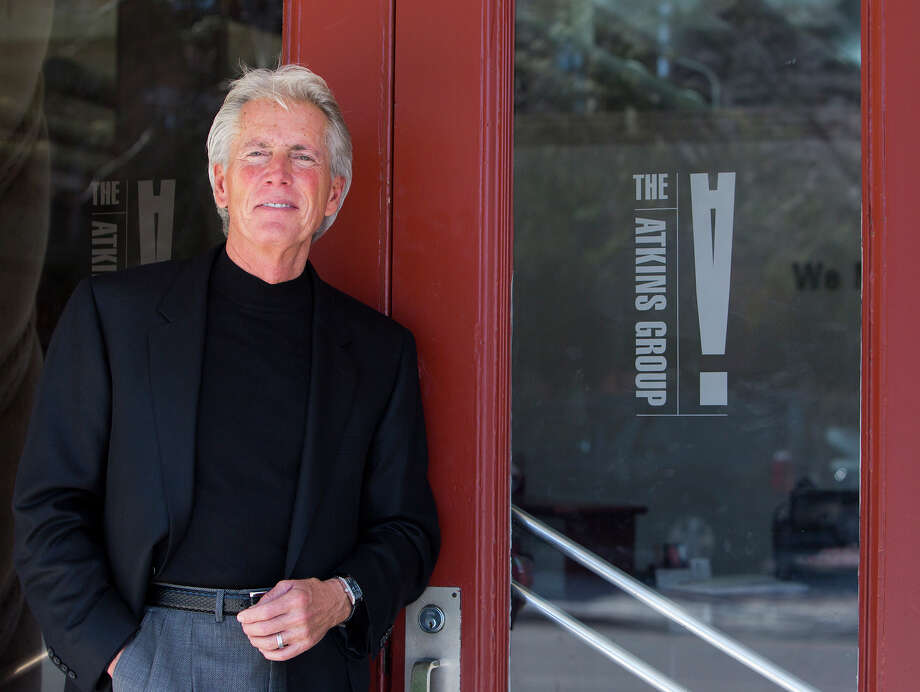 Steve Atkins, president of The Atkins Group, describes Dallas-based digital and brand marketing agency Aria as a great fit. The Atkins Group announced Friday that it had bought Aria. Photo: Express-News File Photo / For the Express-News