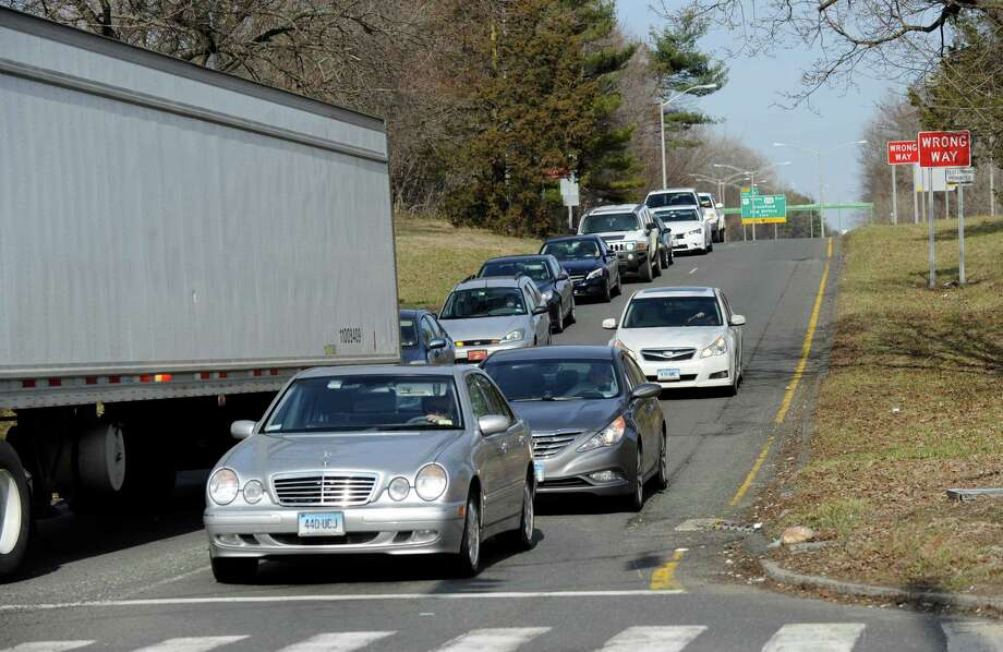 Road closures and detours will be in parts of Danbury starting July 20. Photo: Carol Kaliff / Carol Kaliff / The News-Times