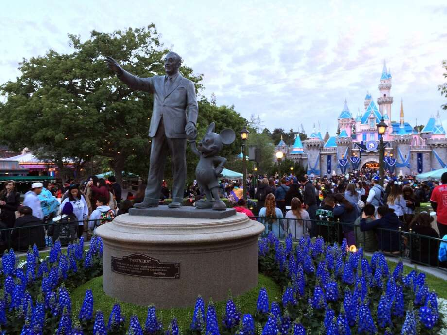 The Walk Disney Co. recently purchased three land parcels adjacent to their resort in Anaheim, Calif., sparking rumors or an expansion or new theme park. Photo: Spud Hilton, Bad Latitude