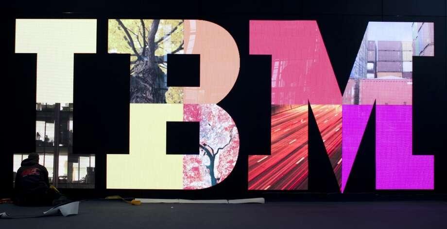 10. IBM Median total pay: $150,000   Median base salary: $100,000    Median commission: $45,000 Photo: JOERG SARBACH, Associated Press