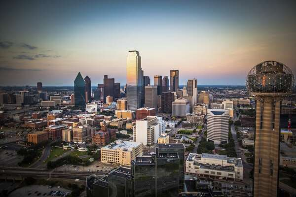 10. Dallas Median total pay: $84,000   Median base salary: $50,500   Median commission: $28,000   Number of job openings: 3,675