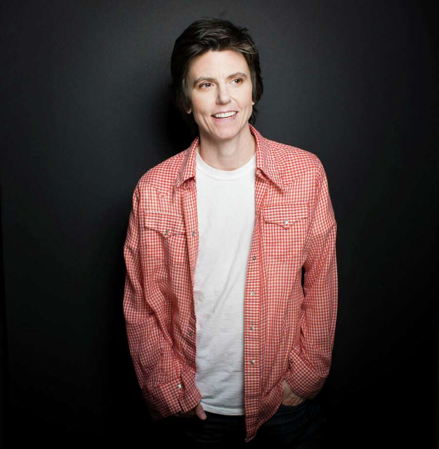 """Comedian Tig Notaro from the film """"In A World"""" poses for a portrait during the 2013 Sundance Film Festival on Sunday, Jan. 20, 2013 in Park City, Utah. (Photo by Victoria Will/Invision/AP Images) Photo: Victoria Will / Invision"""