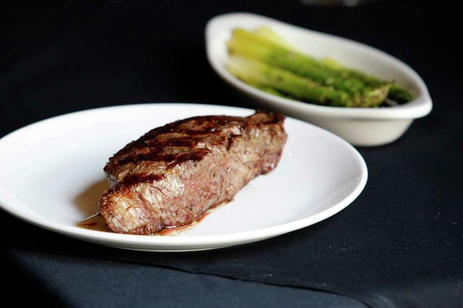 A strip steak often is called a New York strip. Photo: Eric Kayne, For The Chronicle / ©2013 Eric Kayne