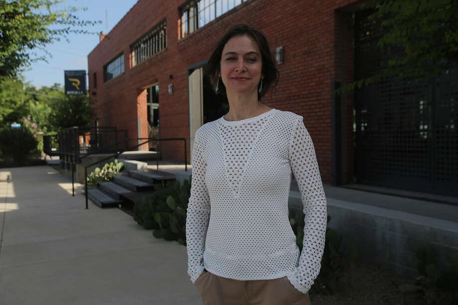 Kathy Armstrong is Luminaria's first full-time executive director. Photo: John Davenport /San Antonio Express-News / ©San Antonio Express-News