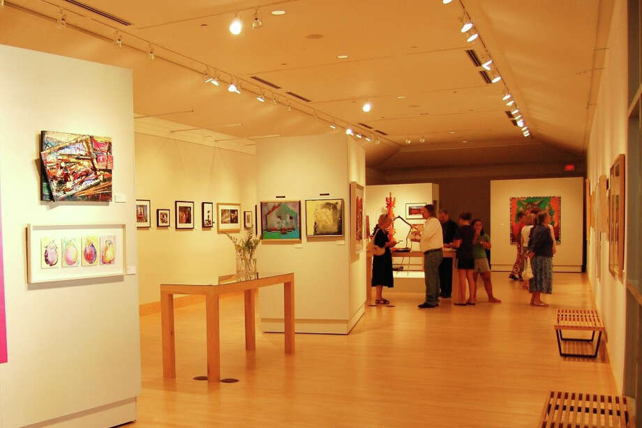 """The Flinn Gallery of the Greenwich Public Library, 101 W. Putnam Ave., is receiving works for the upcoming Art Society of Old Greenwich juried show """"Splash."""" See listing for more information. Photo: Contributed / Contributed Photo / Stamford Advocate Contributed"""
