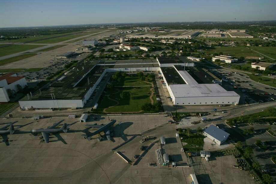 Aerospace complex at Port San Antonio. Photo: Courtesy Port San Antonio