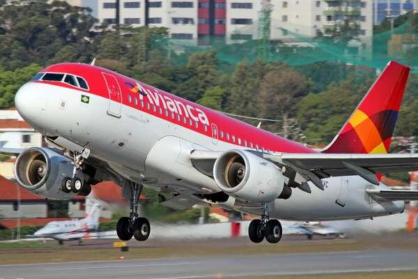 [UNVERIFIED CONTENT] Modes: E48651 Reg: PR-AVC Typecode: A319 Type: Airbus A319-115 Serial number: 4287 Airline: Avianca Brasil Aeroporto Congonhas, São Paulo, Brasil, Avianca, Airbus, Decolagem, Pouso, Departure, Arrival.