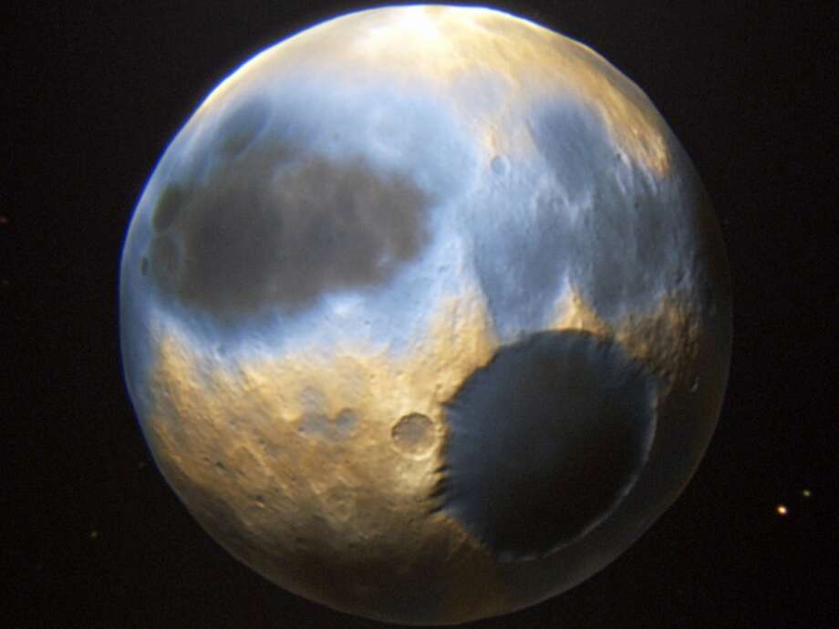 Pluto, or how I spent my summer vacation