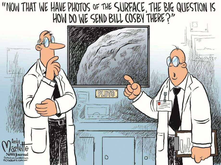 Pluto problem