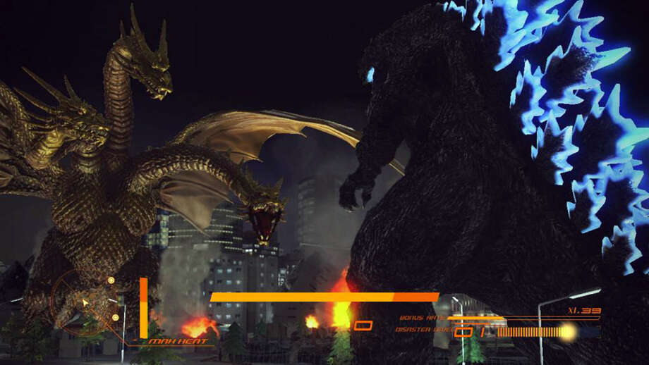 "The rogues' gallery in ""Godzilla"" is nothing short of spectacular. From Rodan and Mothra to Hedorah and King Ceasar, you play as your favorite kaiju (monster), then spend hours learning about them in the massive in game kaiju guide. Photo: Courtesy Bandai Namco Games"