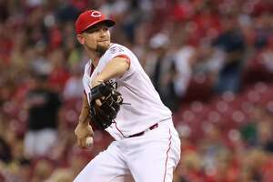 Mike Leake deal a coup for Giants - Photo