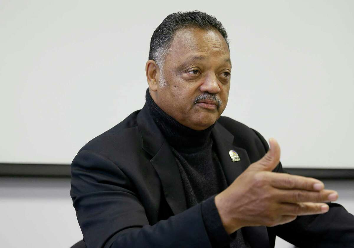 PHOTOS: Notable NFL players who nave protested during the National Anthem ... Reverend Jesse Jackson, the noted civil rights activist, wants to have an extensive conversation with Texans owner Bob McNair.