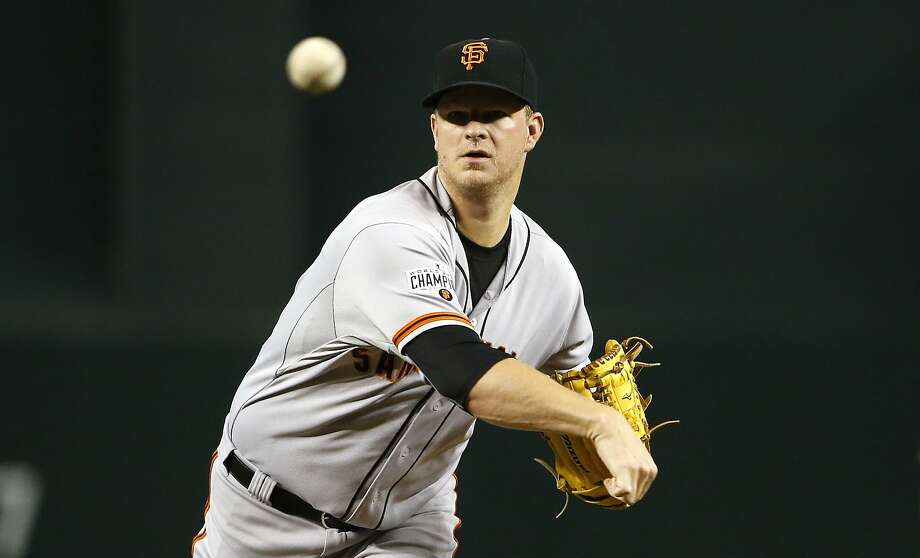 The Giants had hopes Matt Cain would return to his All-Star form, but he is 2-3 with a 5.59 ERA. Photo: Ross D. Franklin, Associated Press