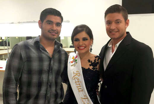 Jorge Ortiz, Alejandra Machorro Valero y Juan Ortiz. Photo: Foto De Cortesa