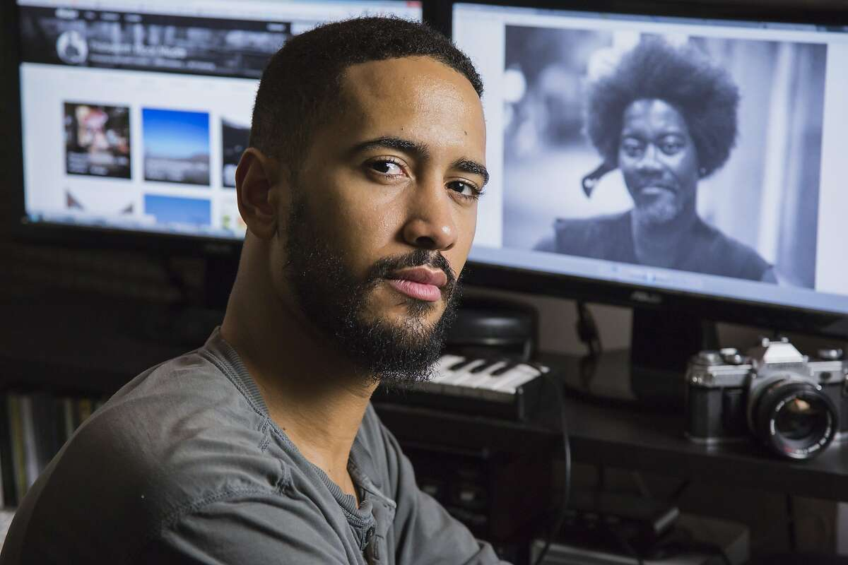 Corey Deshon, a professional photographer who uses Flickr. He uploaded a photo of a black man that was incorrectly tagged as