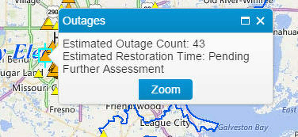 Outage leaves thousands in SW Houston without power - Houston ...