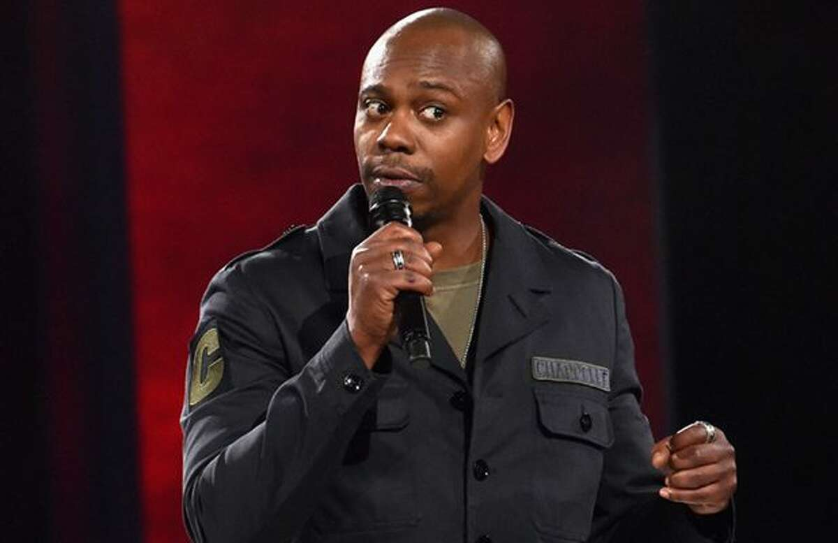FILE - Dave Chappelle, the comedian known for his hit
