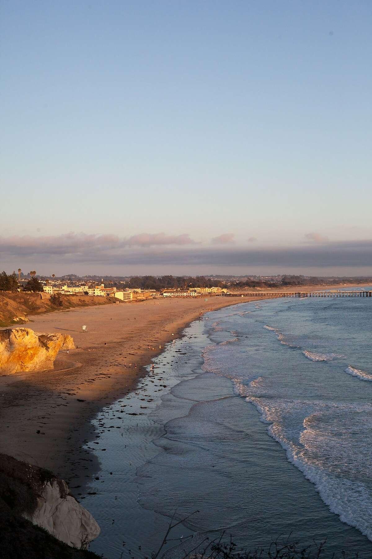 This is Pismo Beach, Calif., Thursday July 16, 20015. (photo by Randi Lynn Beach)