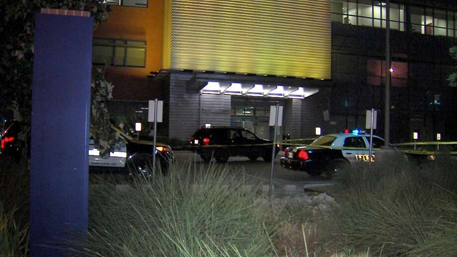 Police say a man showed up to a hospital near downtown Monday morning with a gunshot wound. Photo: 21 Pro Video
