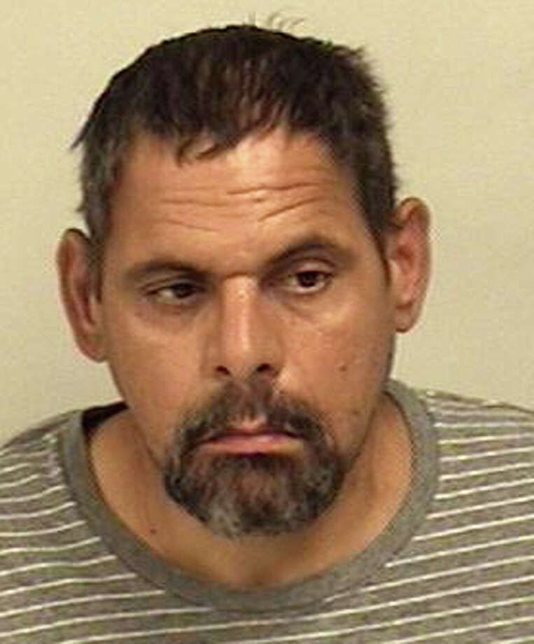 Jose Alicea, 48, of Bridgeport has been charged with burglarizing a Saugatuck Avenue home last month. Photo: Westport Police Department / Westport Police Department / Westport News