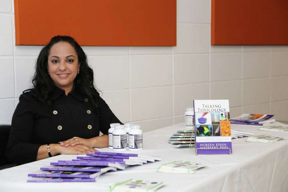 Dr. Noreen Khan-Mayberry is a professional toxicologist who counsels clients on cleaning up their diet. Photo: Health/star / ONLINE_YES