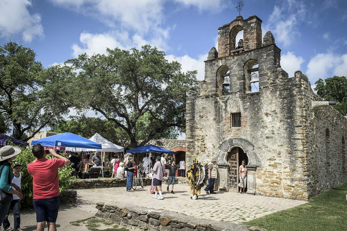 Las Posadas at Mission Espada From Dec. 16-23, the famed mission will host Las Posadas on various centers around its property. The events begin at 7 p.m.