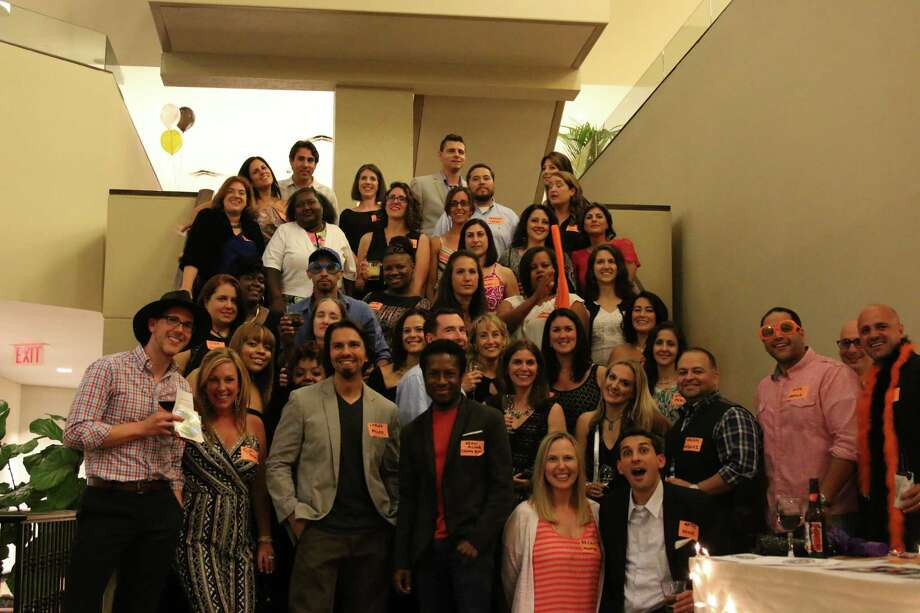 The 20th reunion of the Stamford High School Class of 1995. Photo: Matt DeNicola / Contributed Photo / Stamford Advocate Contributed